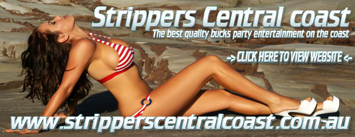 strippers central coast banner for strippers sydney